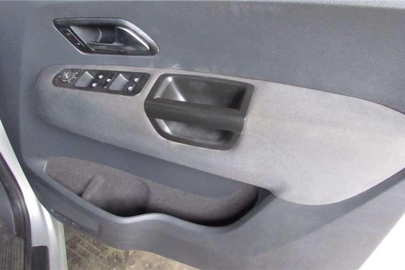 VW Amarok Double Cab AMAROK 2.0 BiTDi DARK LABEL 4MOT A/T D/C P/U 2014