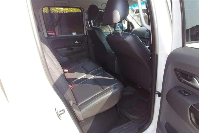VW Amarok Double Cab AMAROK 2.0 BiTDi DARK LABEL 4MOT A/T D/C P/U 2015