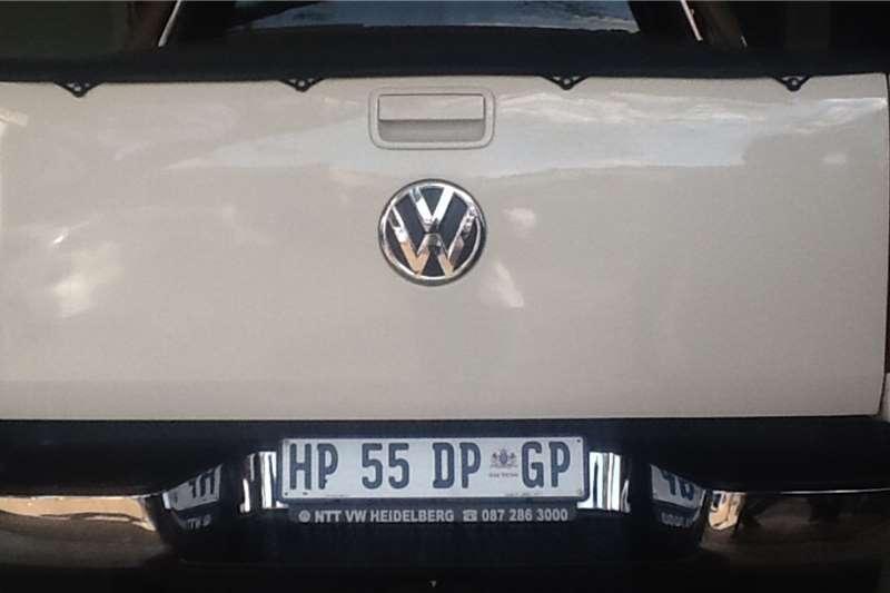 VW Amarok Double Cab AMAROK 2.0 BiTDi DARK LABEL 4MOT A/T D/C P/U 2016