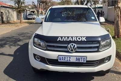 Used 2016 VW Amarok Double Cab AMAROK 2.0 BiTDi DARK LABEL 4MOT A/T D/C P/U