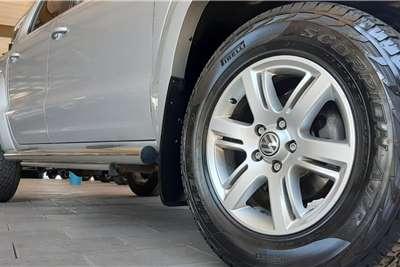 VW Amarok Double Cab AMAROK 2.0 BiTDi HIGHLINE 120KW D/C P/U 2012