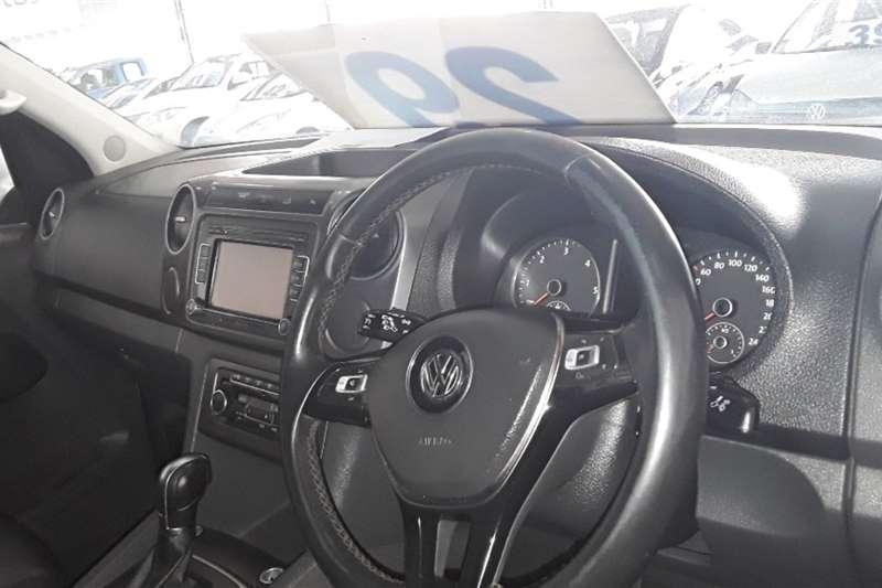 2017 VW Amarok double cab AMAROK 2.0 BiTDi HIGHLINE 132KW 4MOT A/T D/C P/U