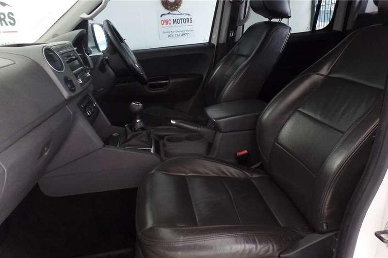 2011 VW Amarok double cab AMAROK 2.0 BiTDi HIGHLINE 132KW 4MOT D/C P/U