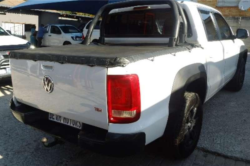 2012 VW Amarok double cab AMAROK 2.0 BiTDi HIGHLINE 132KW 4MOT D/C P/U