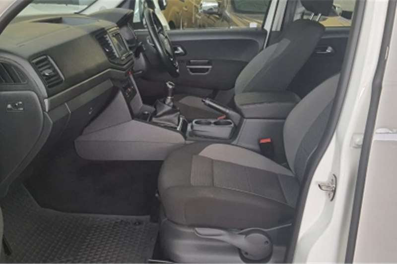 VW Amarok Double Cab AMAROK 2.0 BiTDi HIGHLINE 132KW 4MOT D/C P/U 2019