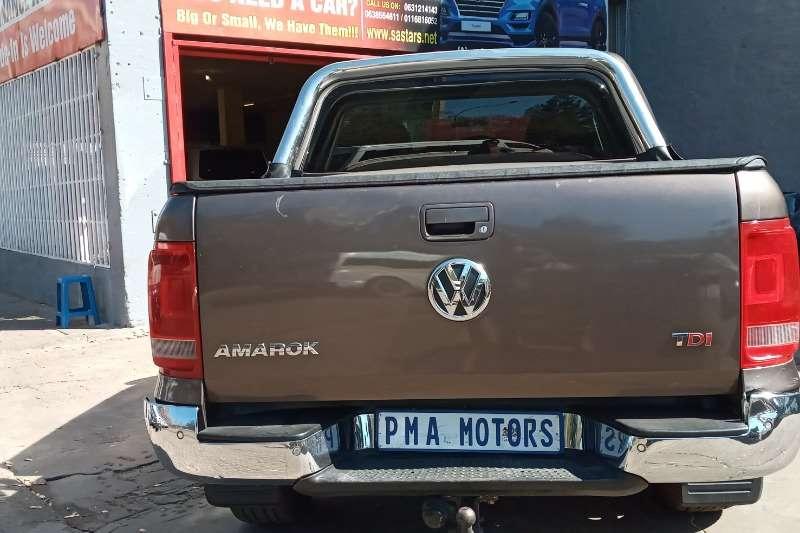 Used 2014 VW Amarok Double Cab AMAROK 2.0 BiTDi HIGHLINE 132KW A/T D/C P/U