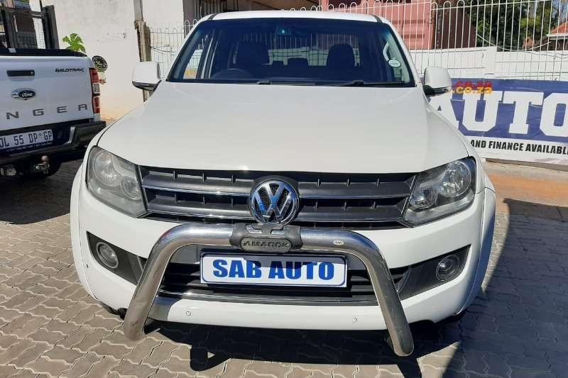 VW Amarok Double Cab AMAROK 2.0 BiTDi HIGHLINE 132KW A/T D/C P/U 2015