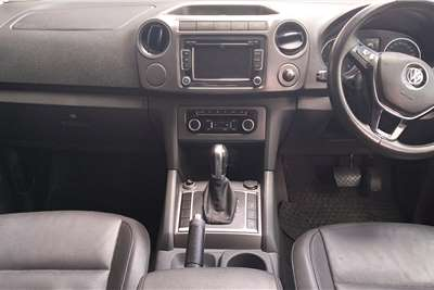 VW Amarok Double Cab AMAROK 2.0 BiTDi HIGHLINE 132KW A/T D/C P/U 2016