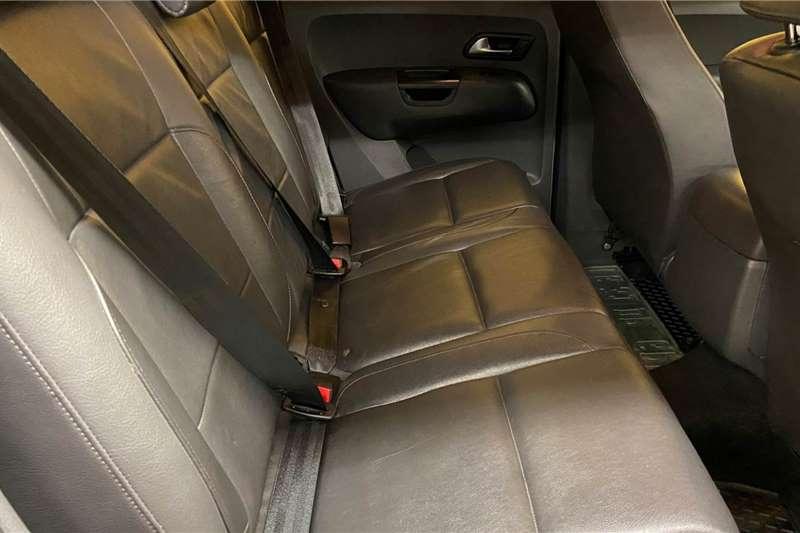 Used 2016 VW Amarok Double Cab AMAROK 2.0 BiTDi HIGHLINE 132KW A/T D/C P/U
