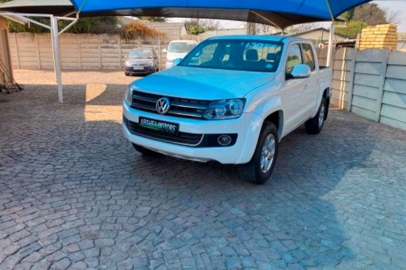Used 2011 VW Amarok Double Cab AMAROK 2.0 BiTDi HIGHLINE 132KW D/C P/U