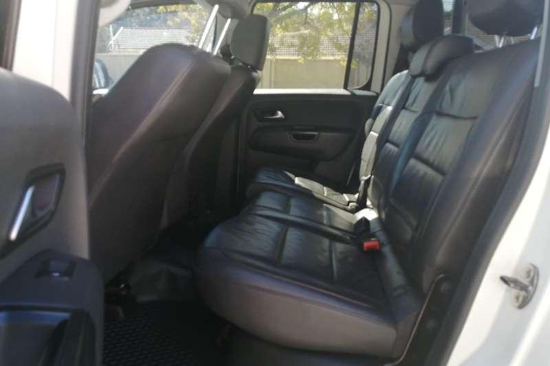 Used 2012 VW Amarok Double Cab AMAROK 2.0 BiTDi HIGHLINE 132KW D/C P/U