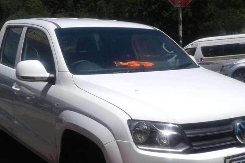 VW Amarok Double Cab AMAROK 2.0 BiTDi HIGHLINE 132KW D/C P/U 2013