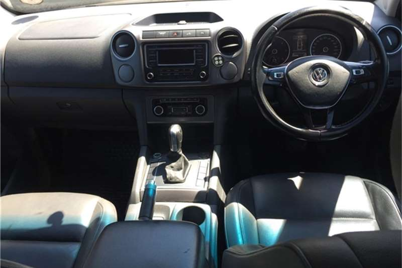 VW Amarok double cab AMAROK 2.0 BiTDi ULTIMATE 132KW 4MOT A/T D/C P/U 2015