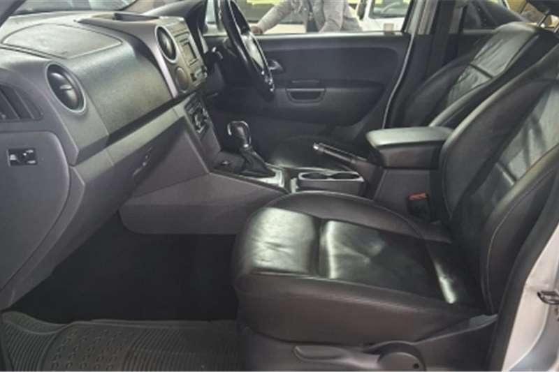 Used 2015 VW Amarok Double Cab AMAROK 2.0 BiTDi ULTIMATE 132KW 4MOT A/T D/C P/U
