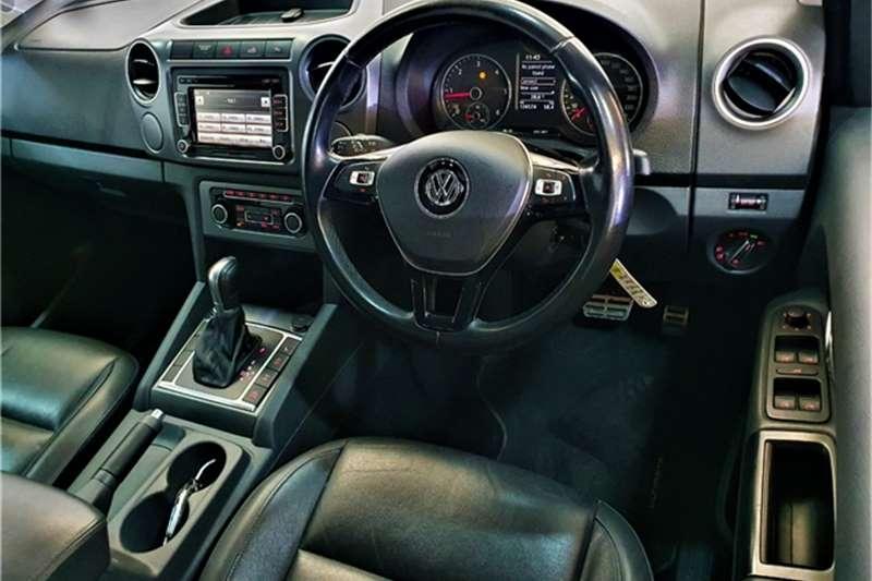 Used 2016 VW Amarok Double Cab AMAROK 2.0 BiTDi ULTIMATE 132KW 4MOT A/T D/C P/U
