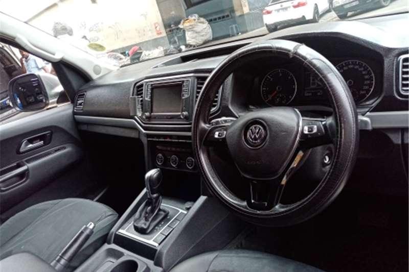 VW Amarok Double Cab AMAROK 2.0 BiTDi ULTIMATE 132KW 4MOT A/T D/C P/U 2017