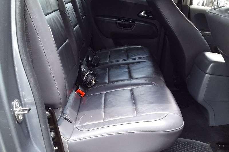 VW Amarok Double Cab AMAROK 2.0TDi COMFORTLINE 103KW 4MOT D/C P/U 2011