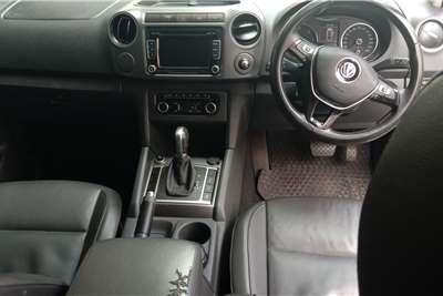 VW Amarok Double Cab AMAROK 2.0TDi COMFORTLINE 103KW 4MOT D/C P/U 2016