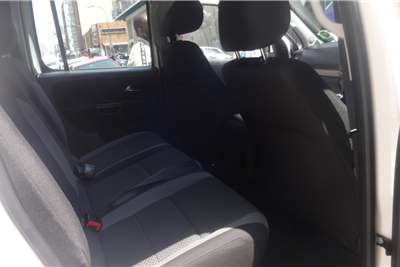 VW Amarok Double Cab AMAROK 2.0TDi COMFORTLINE 103KW 4MOT D/C P/U 2019