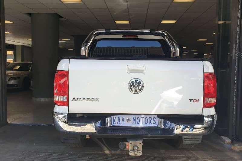 VW Amarok Double Cab AMAROK 2.0TDi COMFORTLINE 103KW D/C P/U 2011