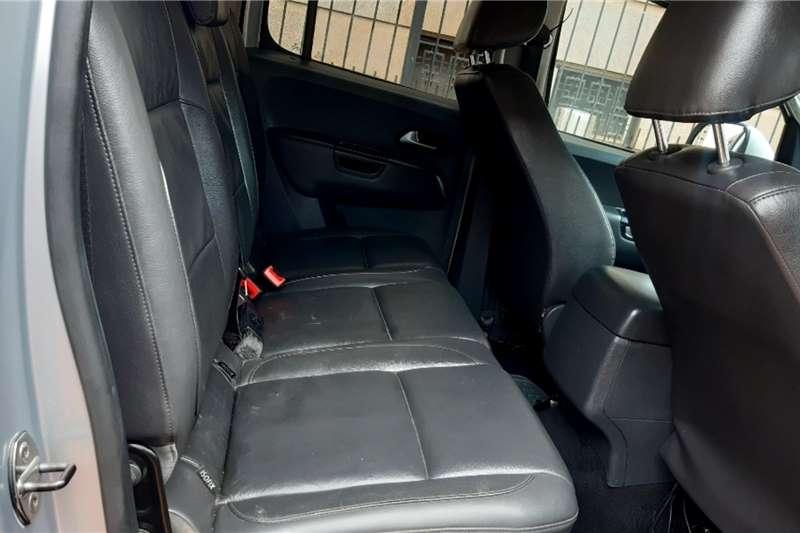Used 2015 VW Amarok Double Cab AMAROK 2.0TDi COMFORTLINE 103KW D/C P/U