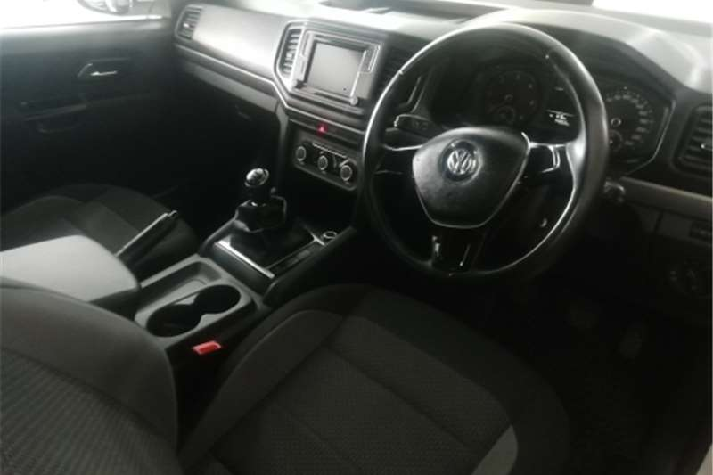 Used 2019 VW Amarok Double Cab AMAROK 2.0TDi COMFORTLINE 103KW D/C P/U