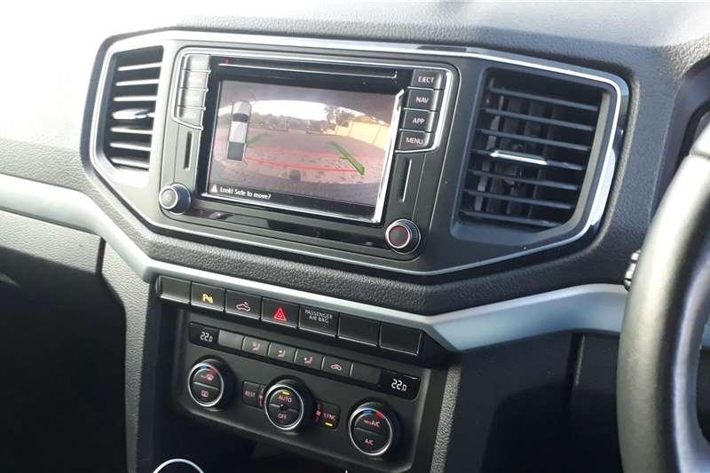VW Amarok double cab AMAROK 3.0 TDi HIGHLINE 165KW 4MOT A/T D/C P/U 2018