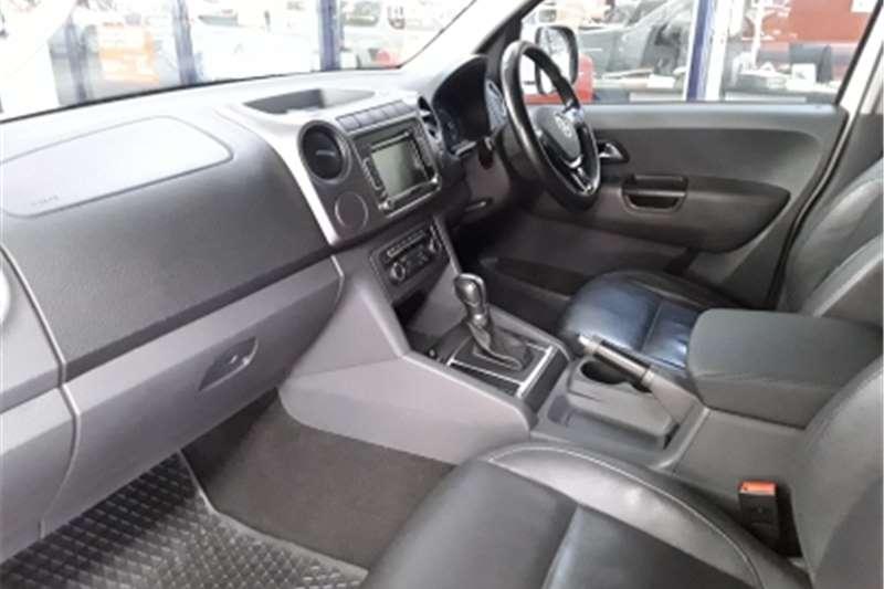 2016 VW Amarok double cab AMAROK 2.0 BiTDi ULTIMATE 132KW 4MOT A/T D/C P/U