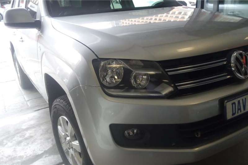 2014 VW Amarok double cab AMAROK 2.0 BiTDi HIGHLINE 132KW A/T D/C P/U