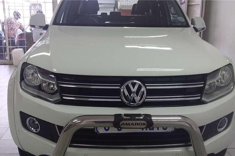 2015 VW Amarok double cab AMAROK 2.0TDi COMFORTLINE 103KW 4MOT D/C P/U
