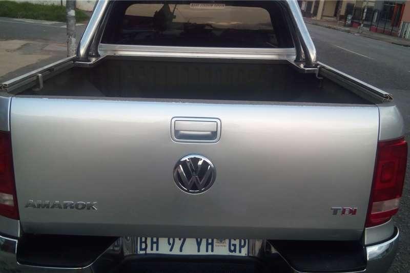 2011 VW Amarok double cab AMAROK 2.0TDi COMFORTLINE 103KW D/C P/U