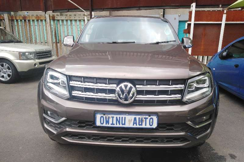 2014 VW Amarok double cab AMAROK 2.0TDi COMFORTLINE 103KW 4MOT D/C P/U
