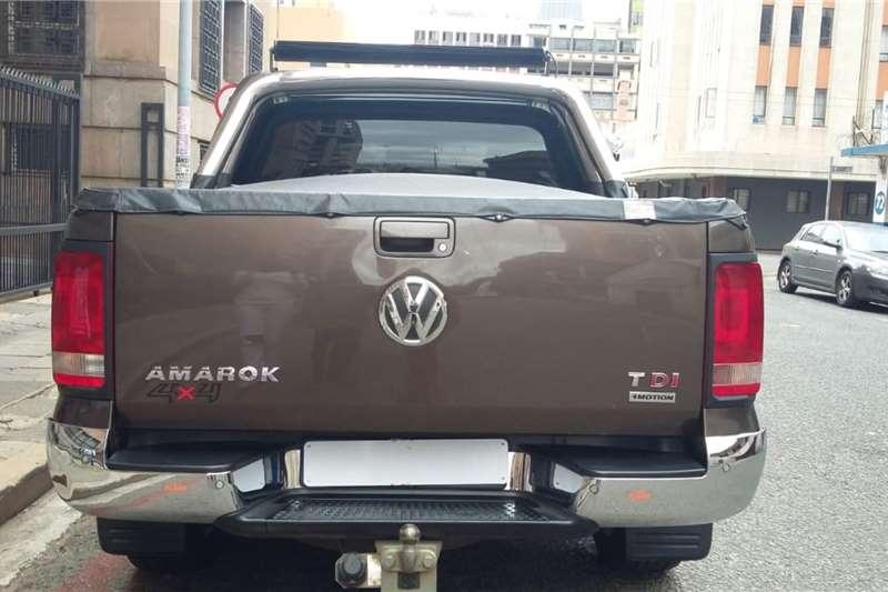 2013 VW Amarok double cab AMAROK 2.0 BiTDi DARK LABEL 4MOT A/T D/C P/U