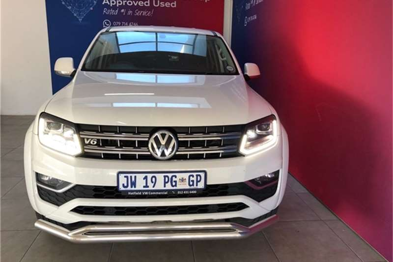 2021 VW Amarok double cab