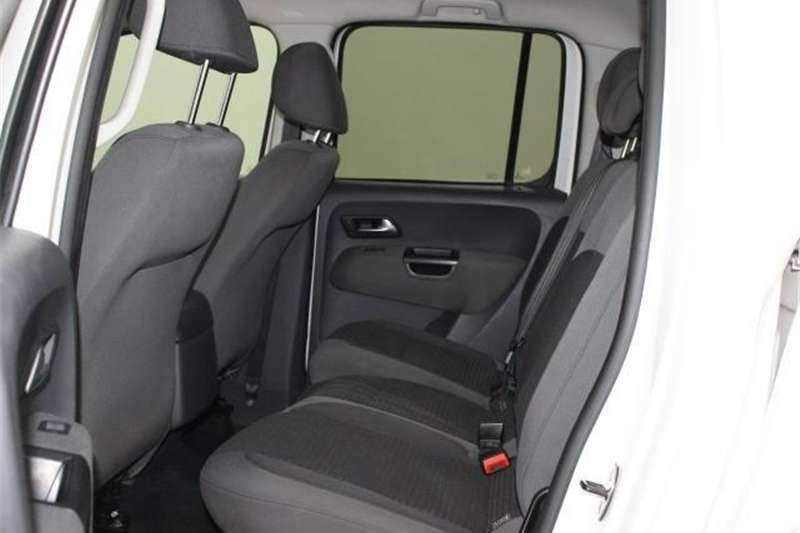 2012 VW Amarok 2.0BiTDI double cab Highline