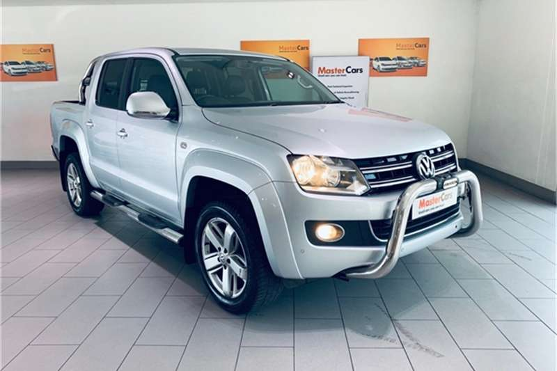 2016 VW Amarok 2.0BiTDI double cab Highline 4Motion auto