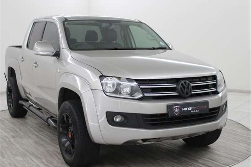 2015 VW Amarok 2.0BiTDI double cab Highline
