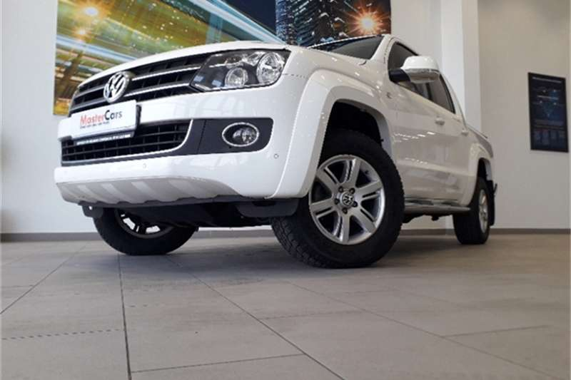 2014 VW Amarok 2.0BiTDI double cab Highline 4Motion auto
