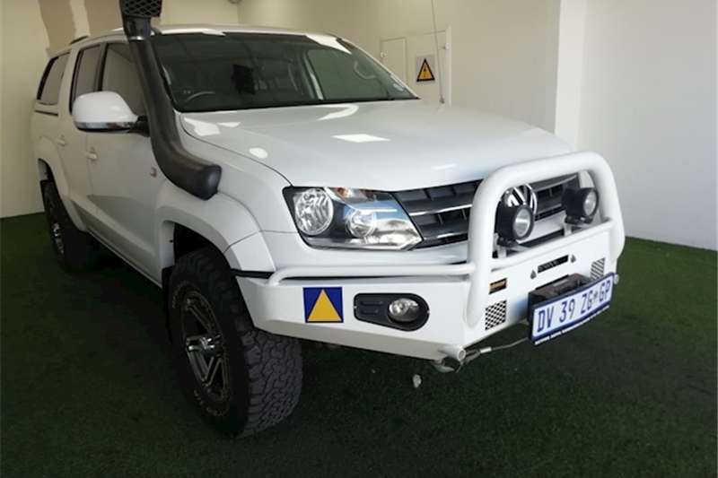 2014 VW Amarok 2.0BiTDI double cab Highline 4Motion