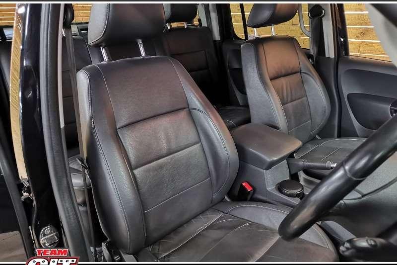 2012 VW Amarok 2.0BiTDI double cab Highline
