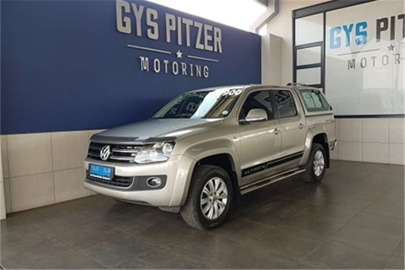 2015 VW Amarok 2.0BiTDI double cab Highline 4Motion auto