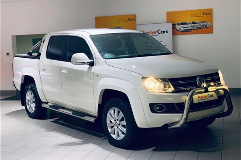 2016 VW Amarok 2.0BiTDI double cab Highline auto