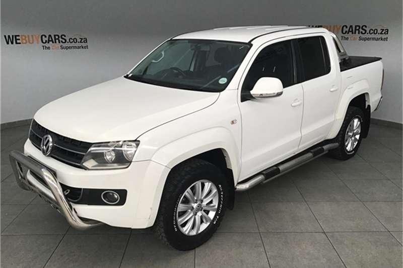 2011 VW Amarok 2.0BiTDI double cab Highline