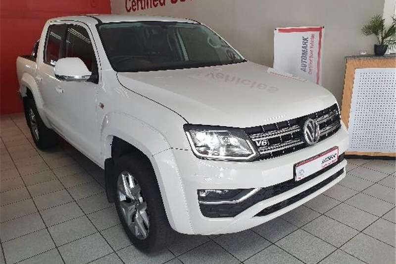 2018 VW Amarok 3.0 V6 TDI double cab Highline Plus 4Motion