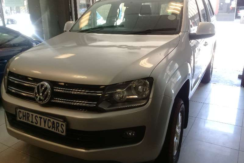 2014 VW Amarok 2.0TSI double cab Highline