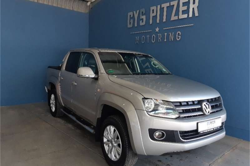 2011 VW Amarok 2.0BiTDI double cab Highline 4Motion