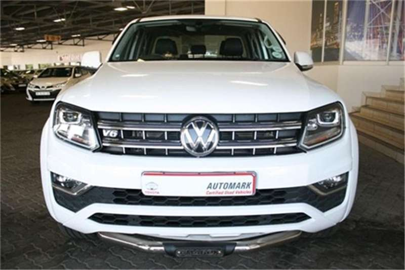 2019 VW Amarok 3.0 V6 TDI double cab Highline Plus 4Motion
