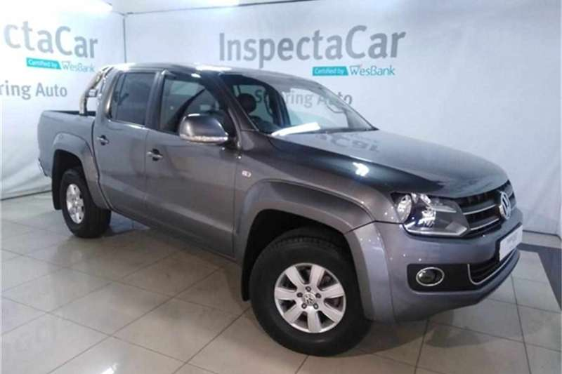 2014 VW Amarok 2.0BiTDI double cab Highline