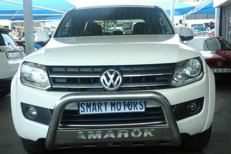 2014 VW Amarok 2.0BiTDI double cab Extreme 4Motion auto
