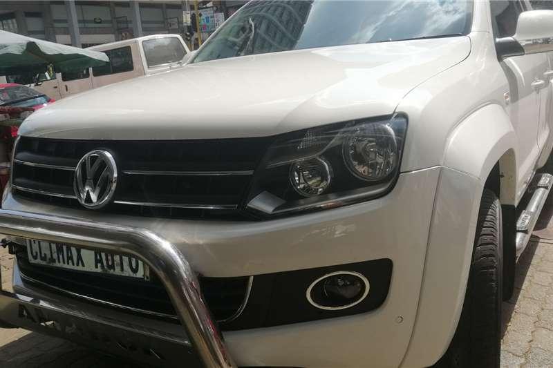 2014 VW Amarok 2.0BiTDI double cab Highline